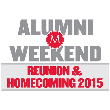 2015 Alumni Weekend