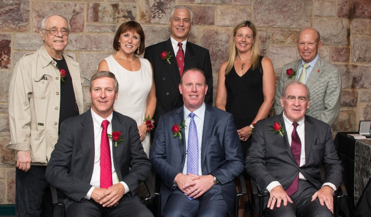 'Berg Alumni Honored at An Evening of Distinction