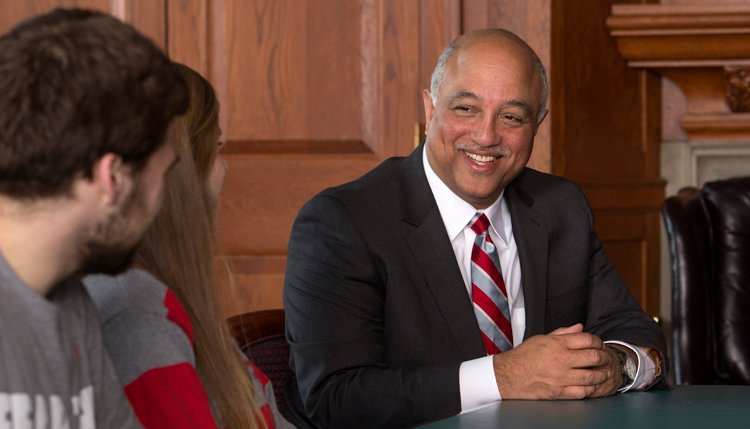 John Williams Takes Muhlenberg College Forward as 12th President