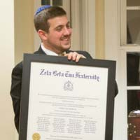 Zeta Beta Tau Reinstated